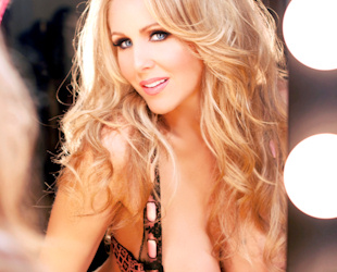 Julia Ann Joins The World Bukkake Tour