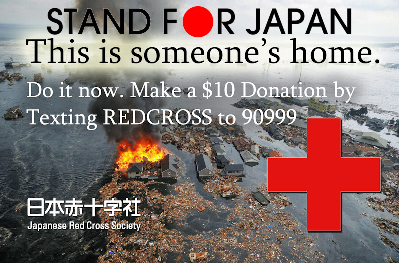 Donate to Japan